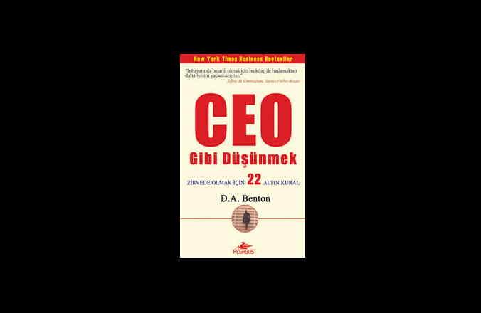 CEO Gibi Düşünmek hitabı görseli CEO Haber'de.