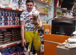 """Ümit Yılmaz """"Biz uzun süredir Gülbağ'da Pet Shop işletiyoruz."""""""