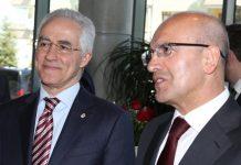 Türkiye Müteahhitler Birliği'nin 32. Olağan Genel Kurulu Genel Merkez Binası'nda gerçekleştirildi. Başbakan Yardımcısı Mehmet Şimşek'in de katıldığı Genel Kurul'da Mithat Yenigün yeniden başkan seçildi.