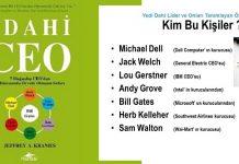 7 Dahi CEO, Onlar Dünya'nın En Büyük CEO'ları