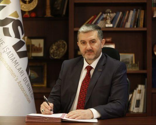 Müstakil Sanayici ve İşadamları Derneği (MÜSİAD) Abdurrahman Kaan