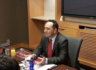 Turkish Heritage Organization (THO) Başkanı Ali Çınar, ABD'de eğitim almak isteyenlere önerilerde bulundu.