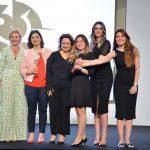 """Aydın Doğan Vakfı'nın, UNFPA, UNICEF ve UN Women'ın ortaklığında düzenlediği """"Dünya Kız Çocukları Günü Konferansı"""" TÜHİD tarafından bu yıl 16.sı düzenlenen ve halkla ilişkiler alanında başarılı projeleri ödüllendirmek amacıyla."""""""