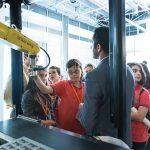 25 Mayıs 2017 tarihinde Yapı-Endüstri Merkezi (YEM) Fulya'da gerçekleştirilen etkinliğe konuşmacı olarak katılan Askaynak Ürün Yöneticisi Mehmet Öztürk.