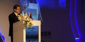 TAİDER'in hedeflerine dikkat çeken Yönetim Kurulu Başkanı Öğücü