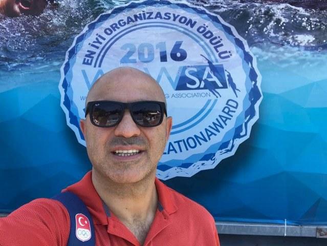 Domino's Pizza'da Kurumsal Operasyonlar Direktörü olarak görev yapan Aziz Babacan.