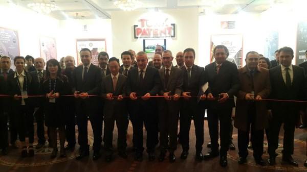 Türk Patent ve Marka Kurumu Başkanı Prof. Dr. Habip Asan, Dünya Fikri Sinayi Mülkiyet Teşkilati Birim Başkanı Quan-Ling Sim ve diğer katılımcılar katıldı.