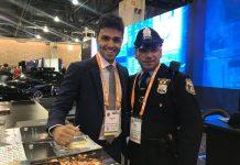 Dünyanın ilk ve tek akıllı devriyesi, Türk mühendislerin eseri Ekin Patrol'ün yeni nesil versiyonu Ekin Patrol G2, Philadelphia'da düzenlenen dünyanın en büyük polis fuarı Uluslararası Polis Şefleri Birliği Fuarı IACP'de katılımcılarla buluştu.