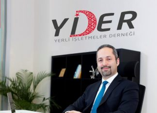 """YİDER Başkanı Erdem Eriş, """"Uluslararası serbest piyasada rekabet eden şirketler gibi ülkeler de bir yarışın içinde."""""""