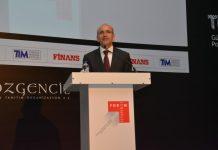 """Türkiye Varlık Fonu Başkanı Mehmet Bostan, """"Toplantının başlığı bizim için çok doğru. Sayın Cumhurbaşkanı'mızın da dediği gibi 2023, 2053 ve 2071 vizyonları ekonomideki izdüşümü lokomotif haline getirecek. Türkiye Varlık Fonu geleceğini finansmanı olarak görülmektedir."""