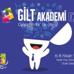 GİLT Akademi'17 etkinliğinde Google Türkiye Direktörü Bülent Hiçsönmez, Siemens Genel Müdür Yardımcısı Ali Rıza Ersoy,