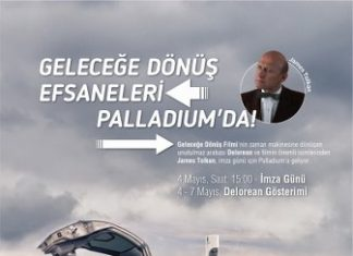 JLL Türkiye tarafından yönetilen Anadolu Yakası'nın en gözde alışveriş merkezi Palladium Ataşehir, efsane film Geleceğe Dönüş'ün (Back To The Future) unutulmaz karakterlerine evsahipliği yapıyor.