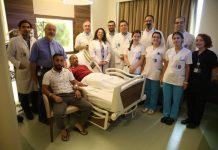 Organ Nakli Başkanı Genel Cerrahi Uzmanı Prof. Dr. Alp Gürkan önderliğinde, 3 gün süren organ nakli hazırlık tetkikleri neticesinde ameliyata engel bir durumları olmadığı görüldü.