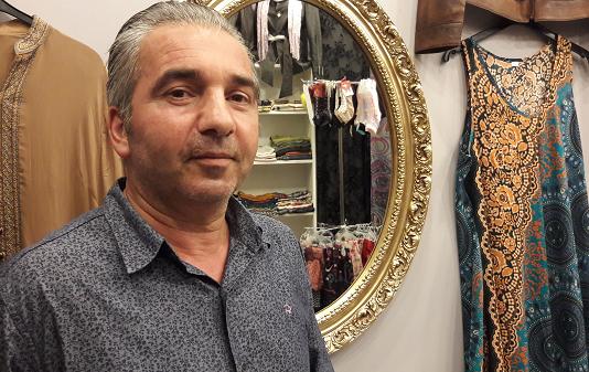 Türkiye'nin geleceğine dair hiç bir zaman ümidini kaybetmediğine atıf yapan Hamit Satır, Beykoz'da açtığı butiği hakkında şu açıklamaları yaptı.