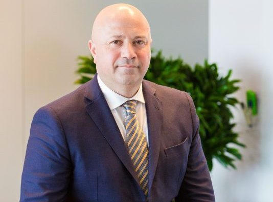 Türk Telekom CEO'su Paul Doany