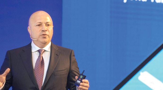 Kaan Terzioğlu, Turkcell CEO'su