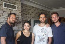 İgamedya Film ve GSA Film'in ortak yapımı olan Kafir'in senaristliğini ve yönetmenliğini Hasan Gökalp üstleniyor. Filmin başrollerini Erkan Çelik, Selim Aygün, Caner Çeleksiz ve Gamze Kırlı paylaşıyor.