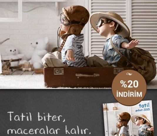Türkiye'nin en büyük fotokitap markası Lukapu, tatil anılarınızı fotokitaba dönüştürmeniz için bir sürpriz hazırladı.