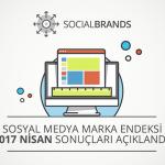 Türkiye sosyal medya marka endeksi SocialBrands tarafından yayımlanan sıralamaya göre Mart ayında sosyal medyayı en iyi kullanan marka English Home oldu.