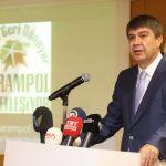 Antalya Büyükşehir Belediye Başkanı Menderes Türel, Şarampol Projesi kapsamında Giritli Parkı'na yapılması düşünülen otopark projesini 11 Haziran'da referandumla bölge halkına soracaklarını açıkladı.