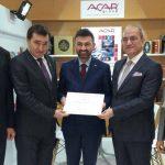 Küresel bir marka olma yolunda önemli adımlar atan Acar Group, Londra kitap fuarına katıldı.