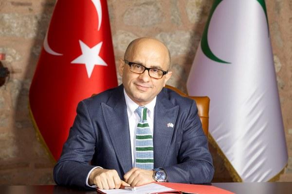 Yeşilay Başkanı Prof. Dr. Mücahit Öztürk'den önemli açıklamalar.