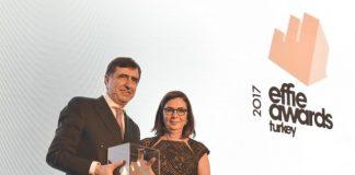 Tüm dünyada 42 ülke ve 6 bölgede düzenlenen Effie Ödülleri'nin Türkiye ayağında bu yıl 67 ödül dağıtıldı.