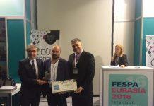 Yarışmanın kazananı 11 Aralık'ta FESPA Eurasia Konferans alanında gerçekleştirilen törende açıklandı.