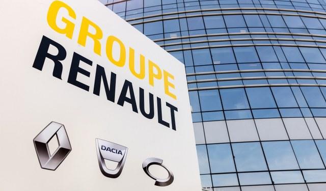 Renault Grubu'nun toplam araç satışları %10,4 artarak 1,88 milyon adete yükseldi.