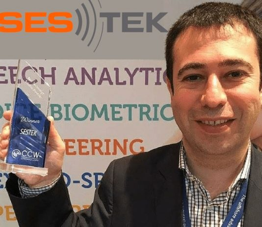 Ülkemizdeki ses teknolojileri pazarının lideri SESTEK, aynı kategoride yarışan küresel rakiplerini geride bırakarak, En İyi Teknoloji Çözümü Sağlayıcısı ödülünü almaya hak kazandı.