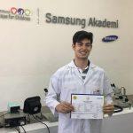 Samsung Electronics Co. Ltd. dünyaya dönüştürücü fikirler ve teknolojiler sayesinde ilham veriyor ve geleceği şekillendiriyor. Şirket, televizyon, akıllı telefon, giyilebilir cihazlar, tabletler, dijital gereçler, ağ sistemleri ve hafıza, LSI sistemleri ve LED çözümlerinin dünyasını yeniden tanımlıyor.