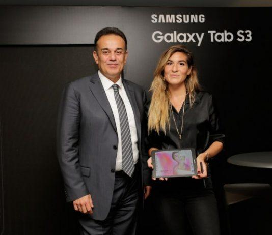 """Samsung Electronics Türkiye Başkan Yardımcısı Tansu Yeğen """"Samsung Tab S3 ve Galaxy Book, mobil deneyimin çıtasını bir üst seviyeye taşıyor."""