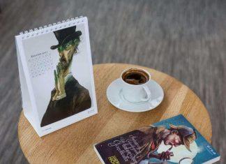 Farklı Holmes hikâyelerinden alıntılarıyla romandaki ikonik karakterlerin 12 farklı illüstrasyon