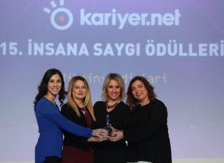 """Sigortam.net, """"İnsana Saygı Ödülleri""""nin konularından biri olan """"başvuru yapan adaylara yaklaşım"""" ile de fark yaratarak sadece çalışanlarına değil adaylarına da önem verdiğini gösteriyor."""