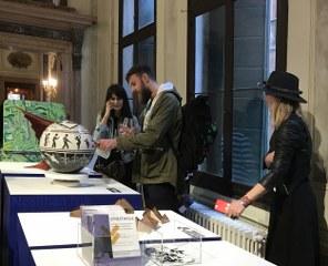 Venice Design 2017'deNude sponsorluğunda sanatseverlerle buluştu.