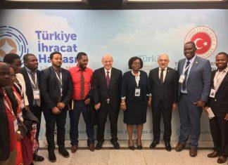 Türkiye İhracatçılar Meclisi (TİM) Başkanı Mehmet Büyükekşi
