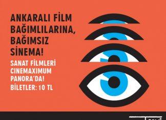 CGV Arthouse işbirliği ile Cinemaximum'da bir salon bağımsız sanat filmi severleri ağırlayacak.