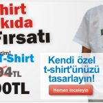 Fottom.com'da kullanıcılar diledikleri görseli siteye yükleyerek, bu görselin basılı olduğu t-shirt'lerini sipariş verebiliyorlar.