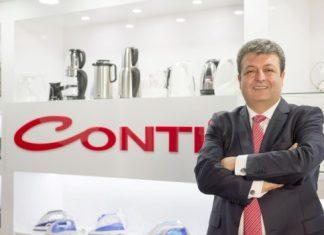 """Conti Ev Aletleri Genel Müdürü Türker Tarhan, """"Fiyat düşüşü ürüne göre değişiklik gösterecektir fakat ortalama yüzde 6 oranında fiyat düşüşü gerçekleşebilir"""