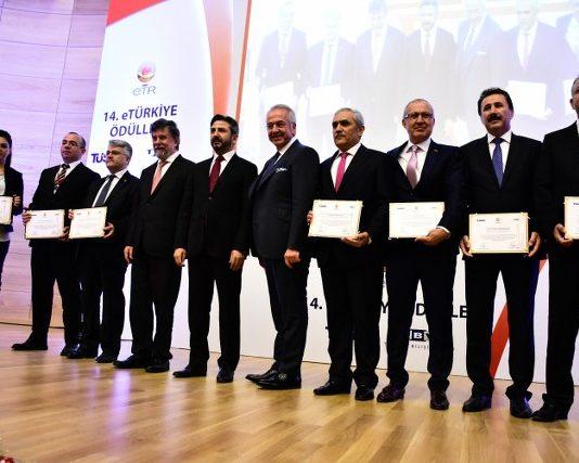 Bu yıl 14.sü gerçekleşen eTR Ödülleri toplantısında bir konuşma gerçekleştiren TÜSİAD Yönetim Kurulu Başkanı Erol Bilecik şunları söyledi.