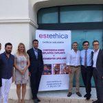 Sağlıklı güzelliğin adresi estethica İspanya konferansındaydı