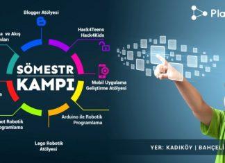"""PlayLab Türkiye, alanında önde gelen uzman eğitmenleri ve danışmanlarıyla özel olarak tasarladığı """"Sömestr Kampı"""" kapsamında çocuklara robot programlamayı öğretecek."""