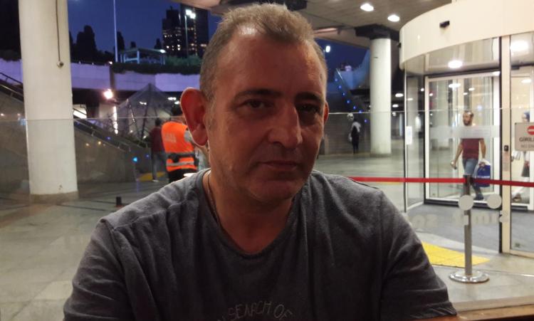 Emekli Emniyet Müdürü Rıfkı Aydoğan açıklama yaptı.