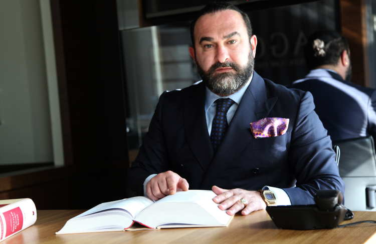 Avukat Cevat Kazma görseli CEO Haber'de.
