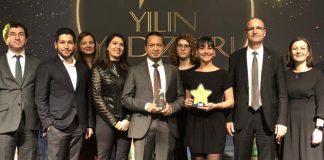 """TekCep özelliği ile ödeme sistemleri ödülleri PSM Awards'ta """"en inovatif ürün"""" kategorisinde 1.'lik ödülünün sahibi oldu haber görseli CEO Haber'de."""