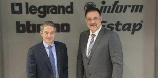 Legrand Türkiye vites büyüttü haberi CEO Haber'de.