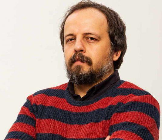 Yazar Mahir Ünsal Eriş görseli.