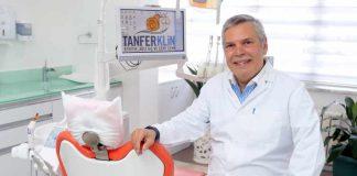 Ağız ve Çene Cerrahı Dr. Nihat Tanfer görseli CEO Haber'de.