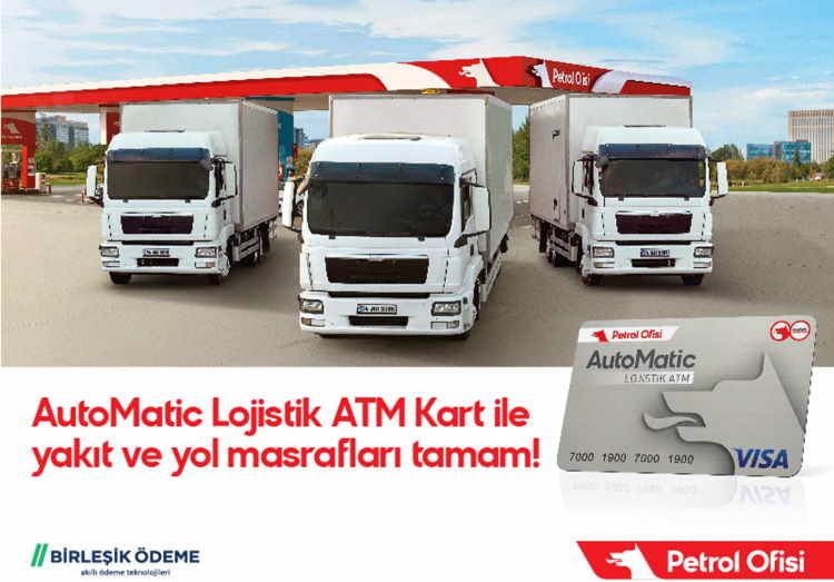 Petrol Ofisi ile Türkiye Fintech ekosisteminde Elektronik Para ve Ödeme Sistemleri alanının lider kuruluşu Birleşik Ödeme yaptıkları işbirliği ile lojistik sektörü özelinde bir yeniliğe imza attı görseli CEO Haber'de.
