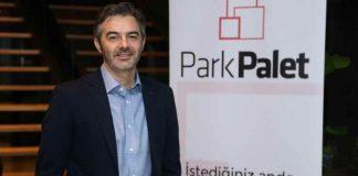 Park Palet Kurucu Ortağı Alp Çiçekdağı görseli CEO haber'de.